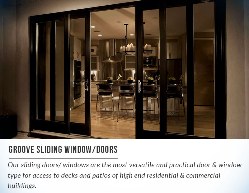 Alugrow – Aluminium Accessories for Doors & Windows